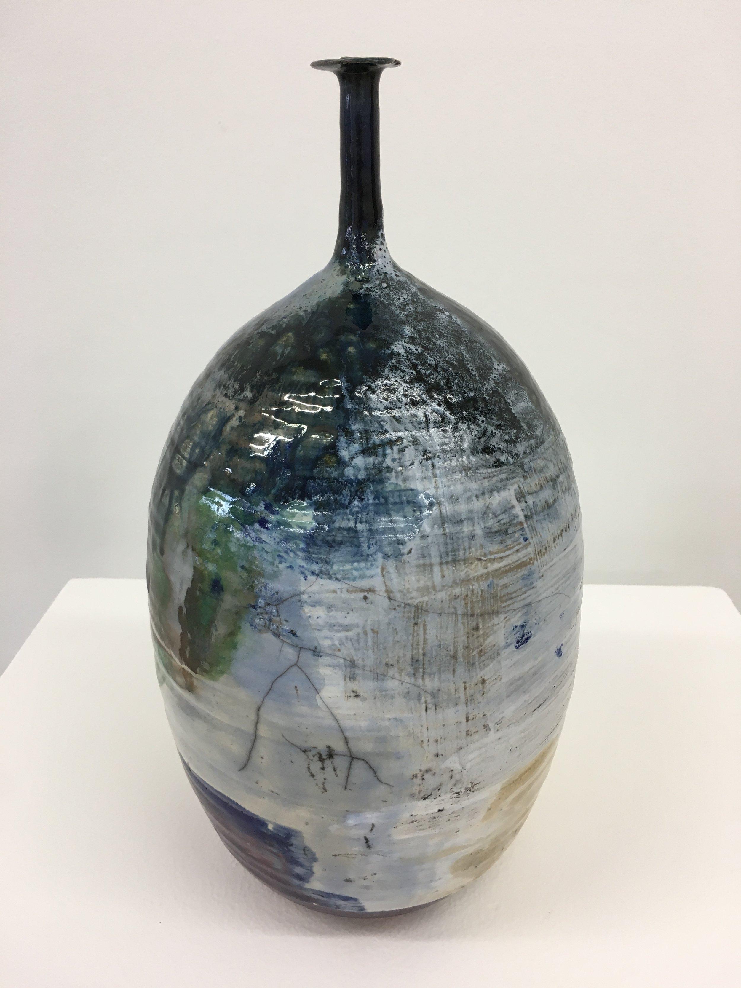 Untitled (26) , 2019 ceramic 14 in