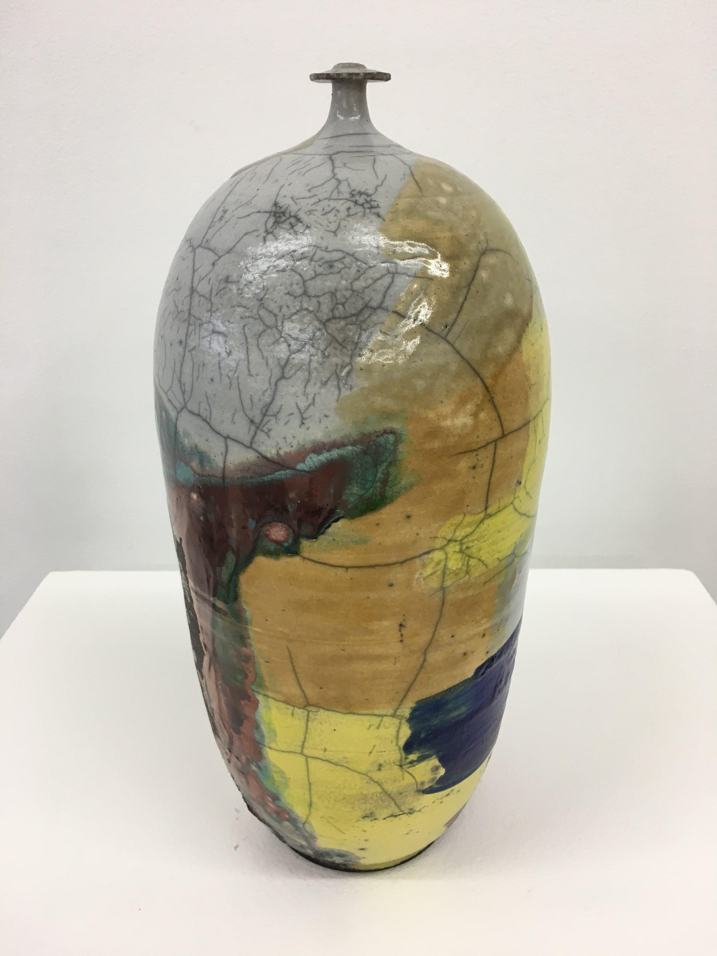 Untitled (27) , 2019 ceramic 13-1/2 in