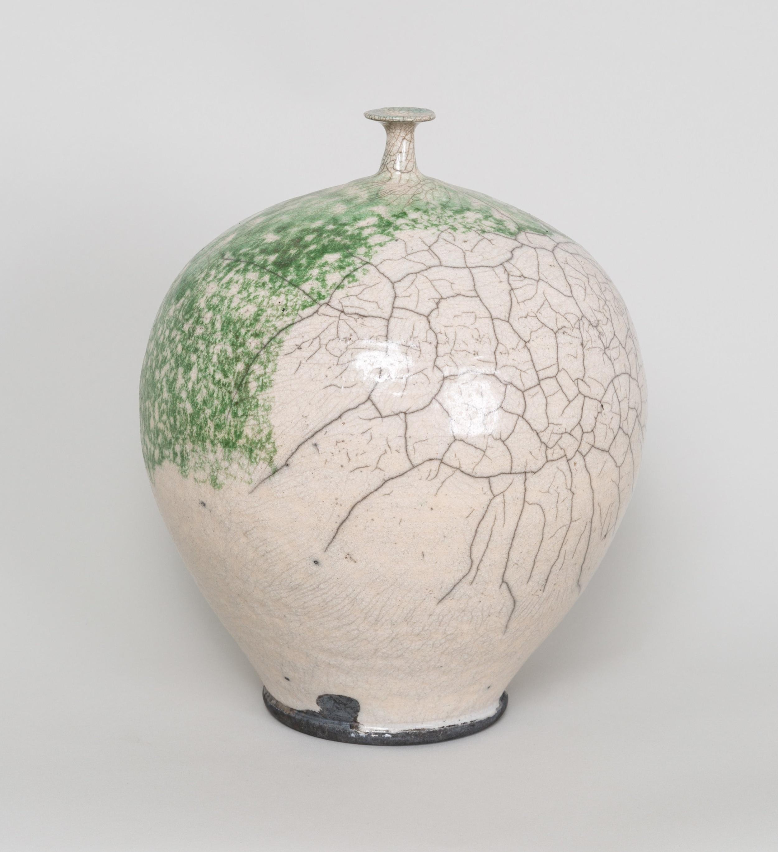 Untitled (21) , 2018 ceramic 9-1/4 in