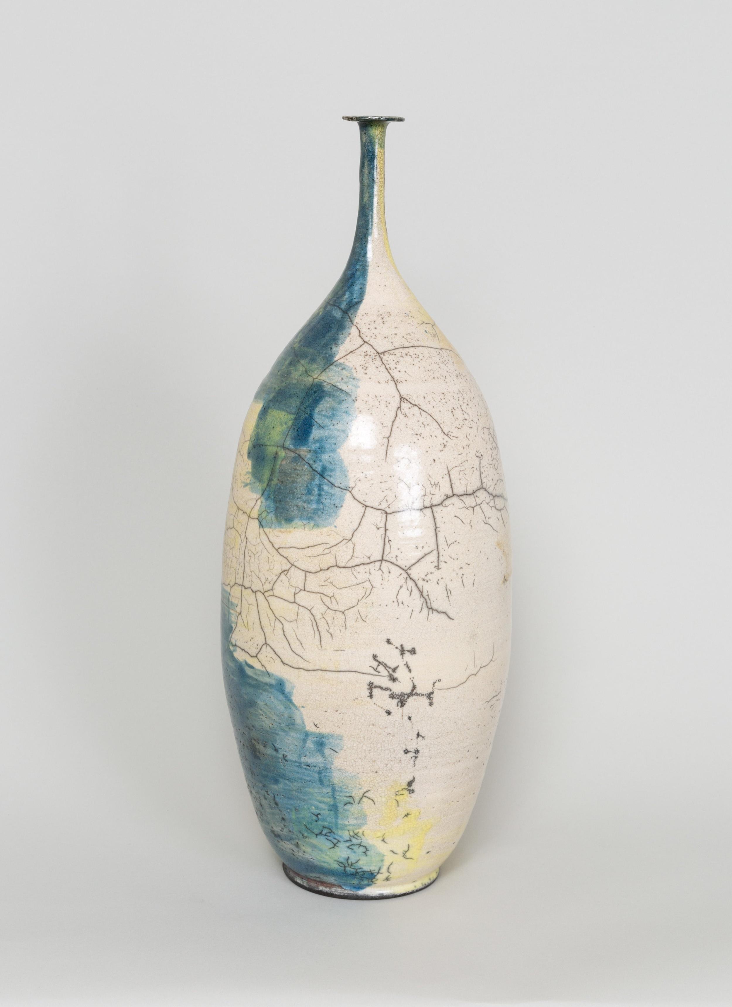 Untitled (22) , 2018 ceramic 16-3/8 in