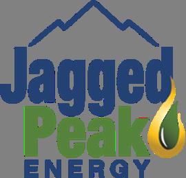 Jagged Peak Energy logo