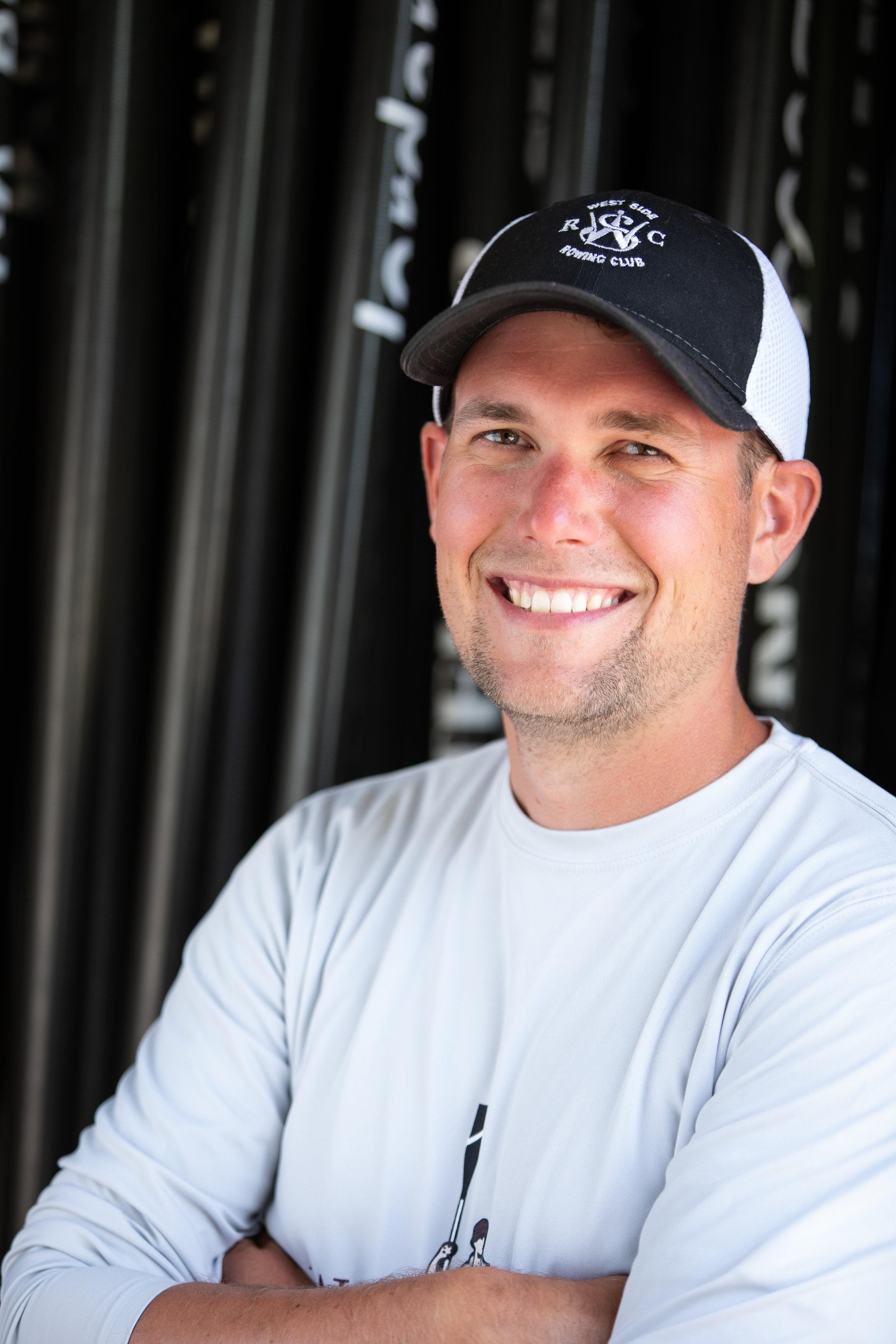 MICHAEL CUTE-Director of Rowing, and Senior Men's Head Coach - headcoachwsrc@gmail.com