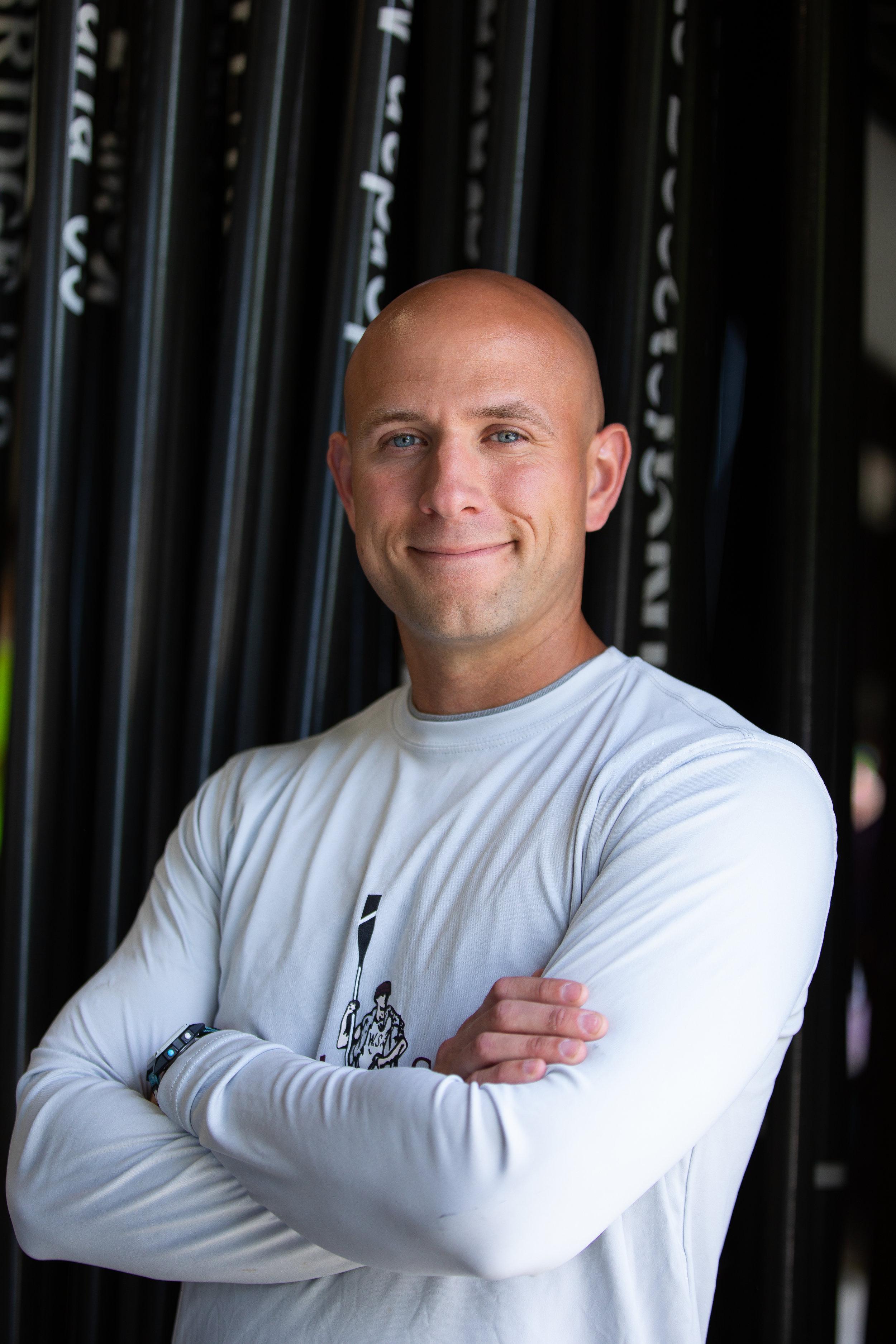 Miles Schwartz-Director of Operations, Regatta Director, and Boatman - mschwartz@wsrc.org