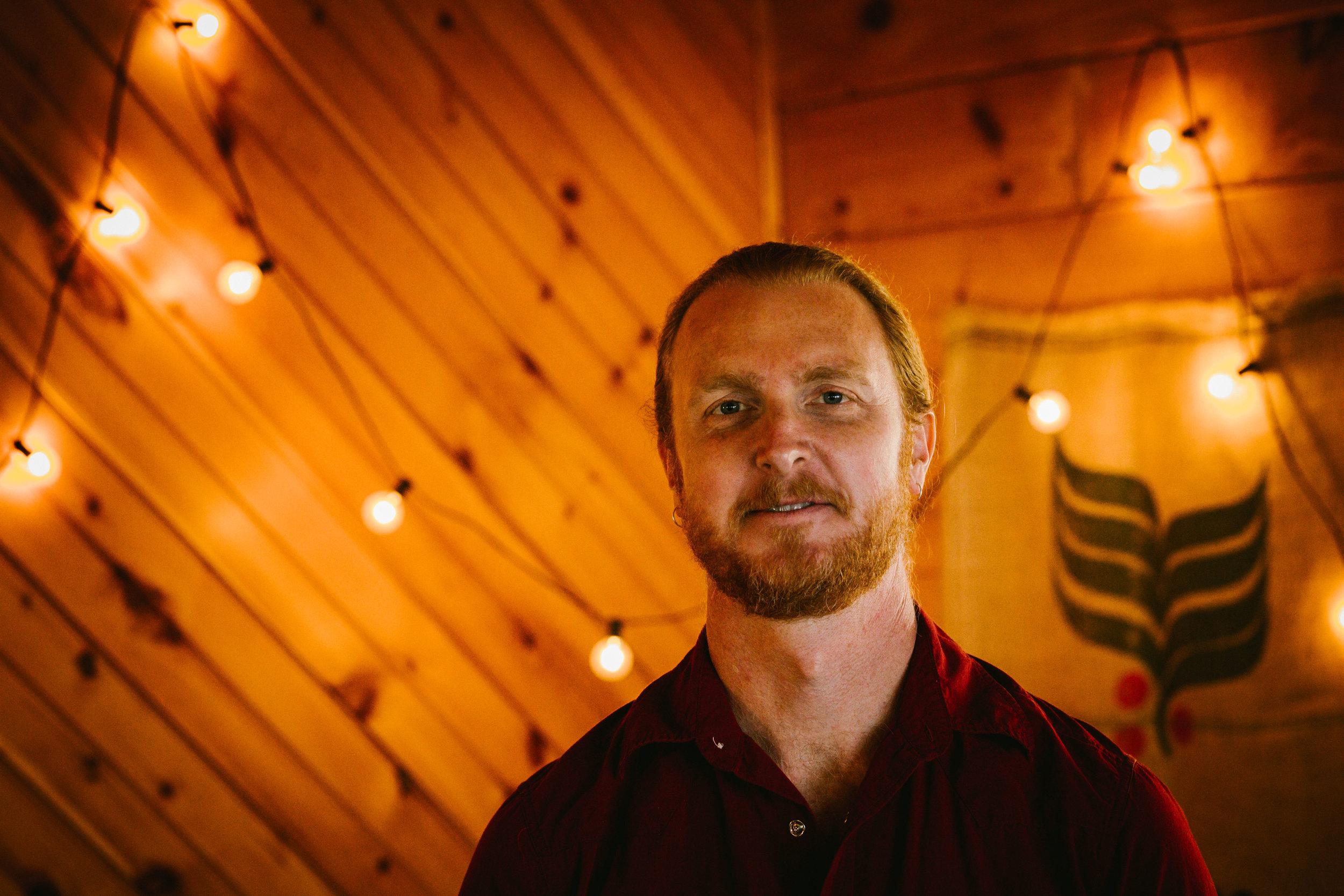 C Scott Shaw - Drums
