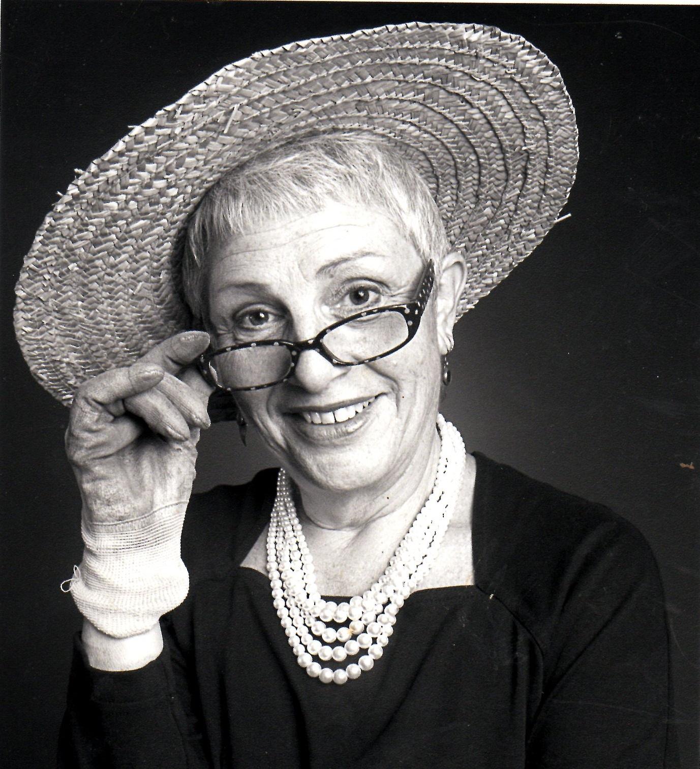 Sarah Vradenburg, Secretary; Former Akron Beacon Journal Editorial Writer and Current Master Gardener Volunteer -