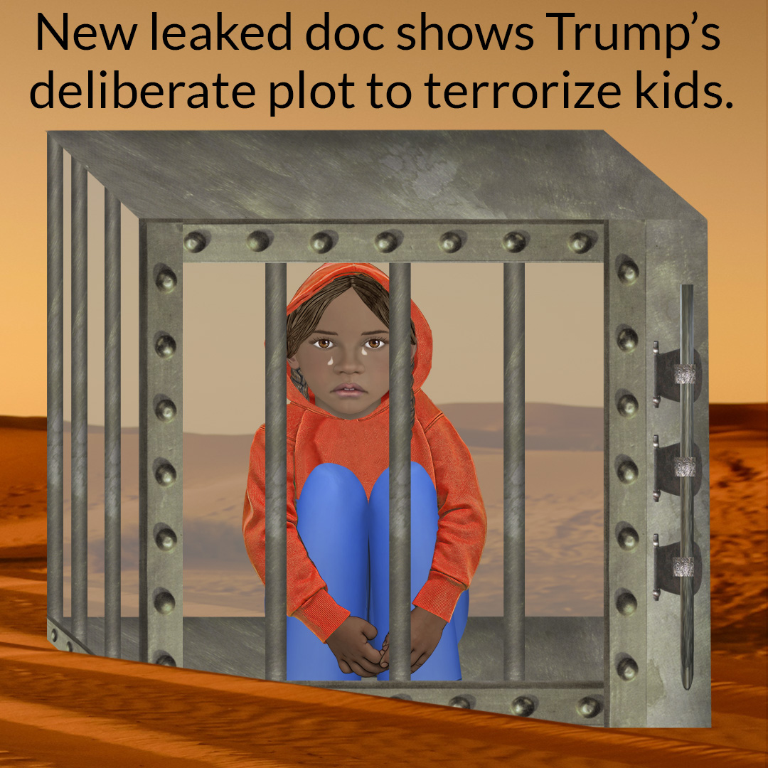 Kids in cages 2