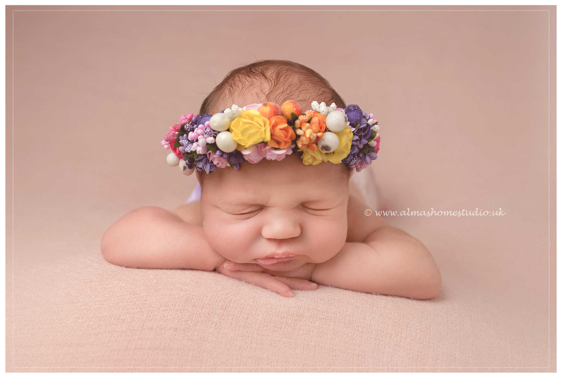 Alma's Home Studio Newborn photographer based in Blandford Forum, Dorset