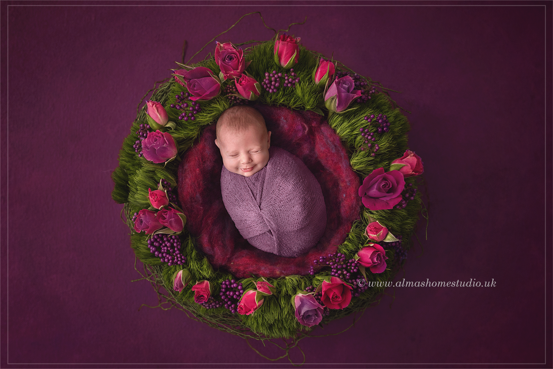 Almas Home Studio Newborn photographer based in Blandford Forum, Dorset