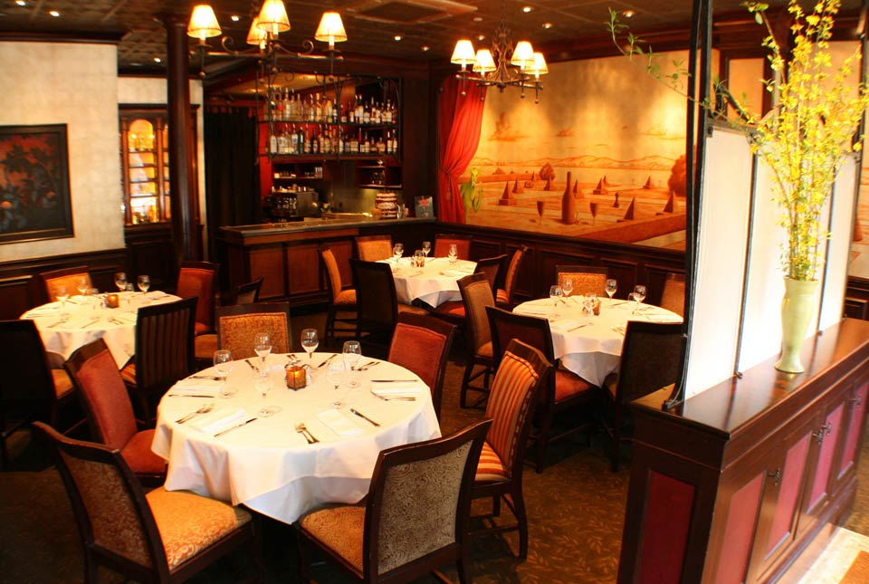 Absinthe San Francisco Private Dining Venues