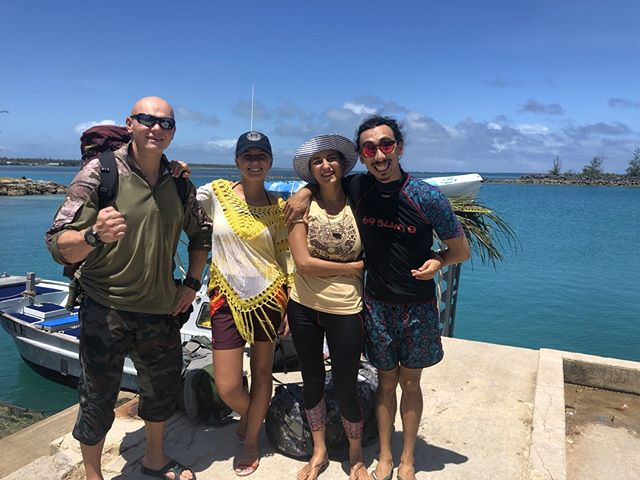 In February we took four unsuspecting adventurers to our new Island in the Polynesian kingdom of Tonga. The main island, Tongatapu is one of 170 Islands that make Tonga a special place to start your Desert Island Survival experience. Join us today, visit our website to secure your spot for next year. #holidayofalifetime #doitdifferent #experiencesomethingnew #bespontaneous #bedifferent #incredibleadventure #lifeopportunity #desertislandsurvival