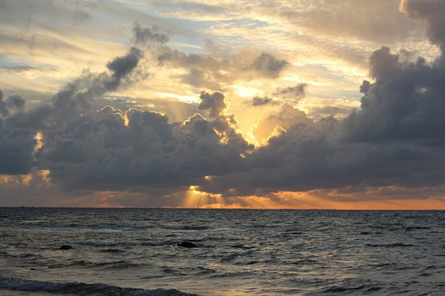 Beautiful sunsets with spectacular translucent waters off the coast of Tikehau on our remote Desert Island. Reservations opening soon for next year, visit our website and sign up to the Newsletter to be one of the first notified when the dates become available. #signup #islandlife #sunsets #translucentwater #onetimeexperience #magicalmoments #desertislandsurvival