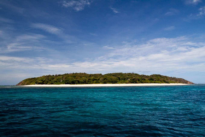 survival holiday island