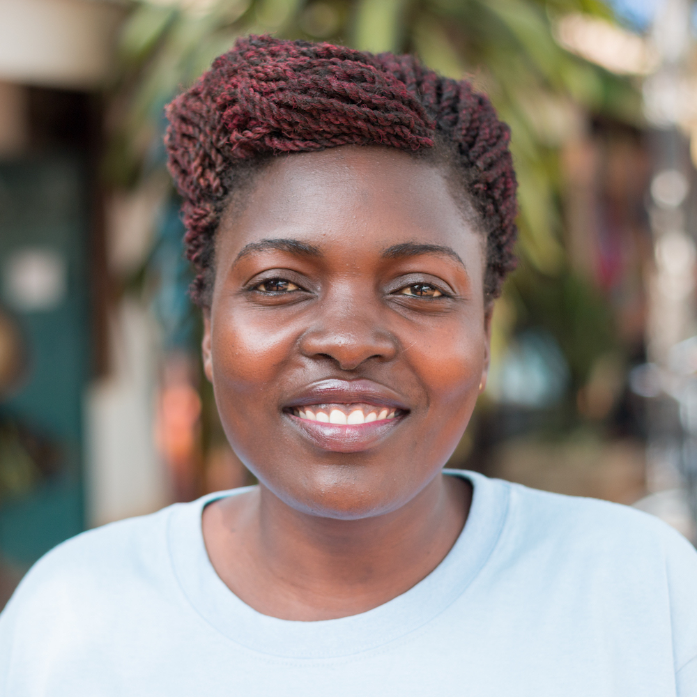 Justine is from eastern Uganda and began working at the Source in 2009. She serves as an accountant for both the Source Cafe and partnering organization Kibo Group International.