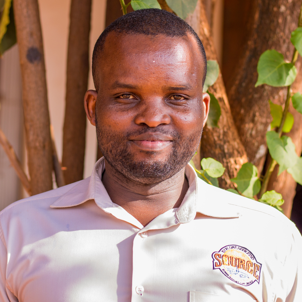 A Jinja native, Jonathan began working at the Source in 2016, taking after his mother who served at the cafe for 16 years. He said serving customers brings joy to his job.