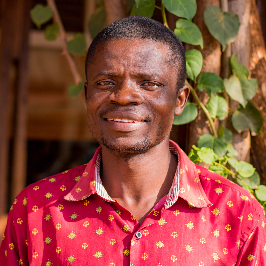 """Tofa serves as both a craft shop cashier and a coffee transporter for the Source. He said his job is """"a blessing from God,"""" and that he believes his work at the Source is service to God's kingdom."""
