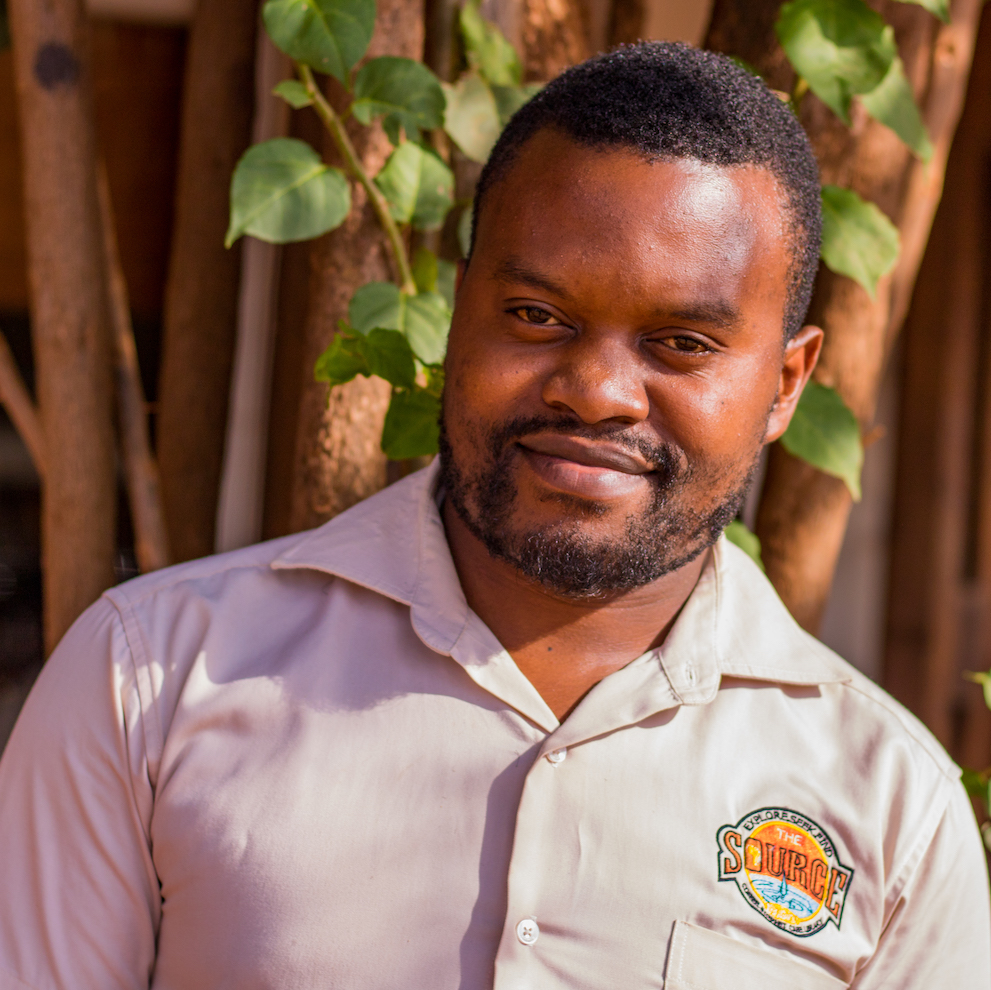 Richard was raised in western Uganda before coming to Jinja for business school. He holds a diploma from Makerere Business school and says he is thankful for the Sources job opportunities.