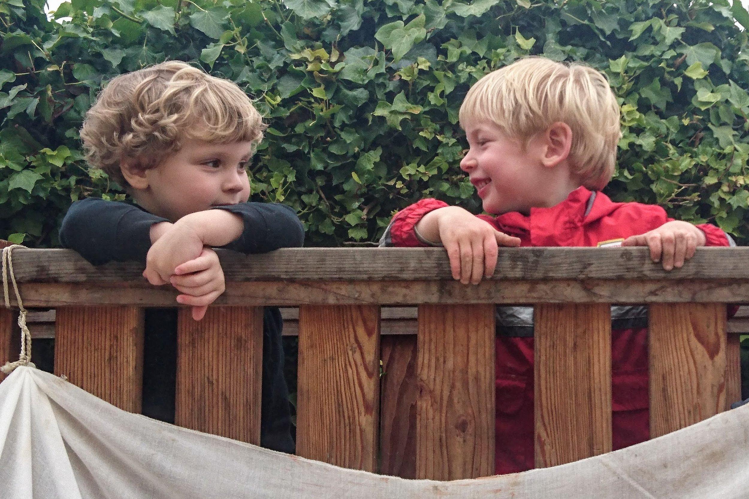 Reggio Emilia-inspired preschool in San Francisco