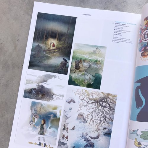 Grimmig & Anders.Applied Arts Magazine  Complete Book winner 2017