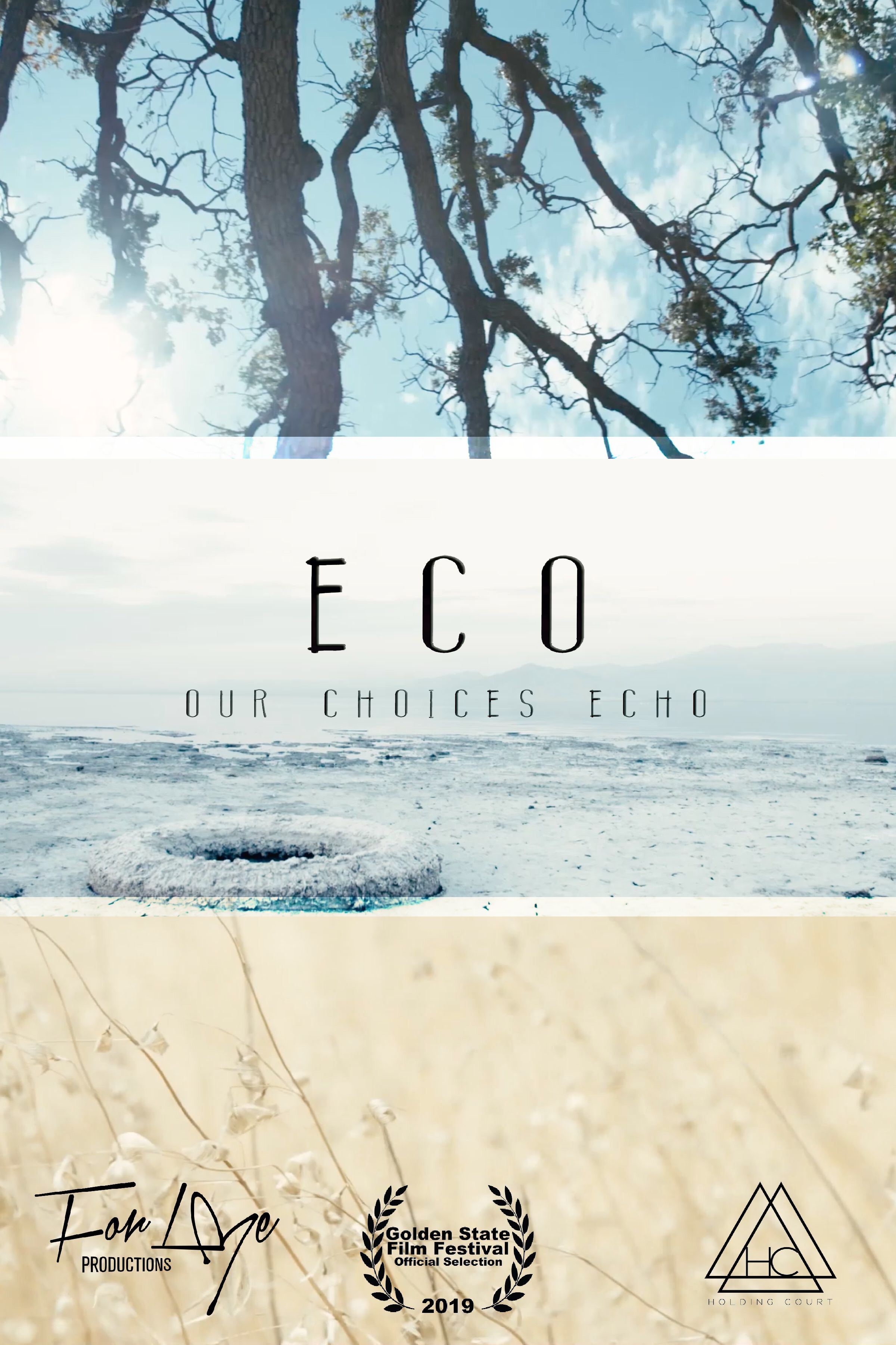 ECO Fashion Film Poster