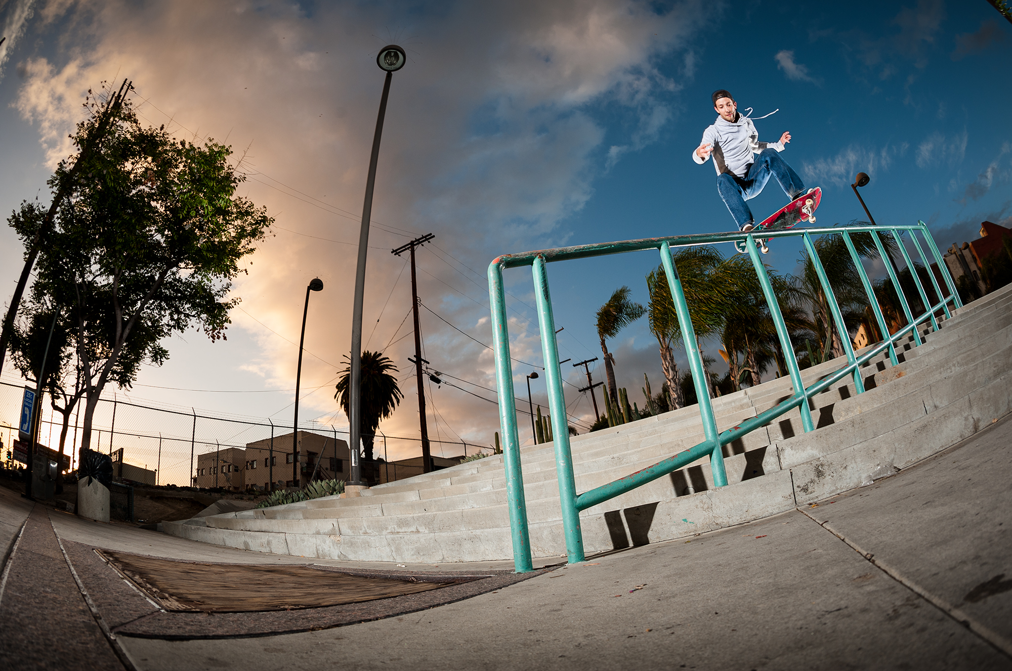 Ryan Lay | Switch Lipslide | Los Angeles, CA