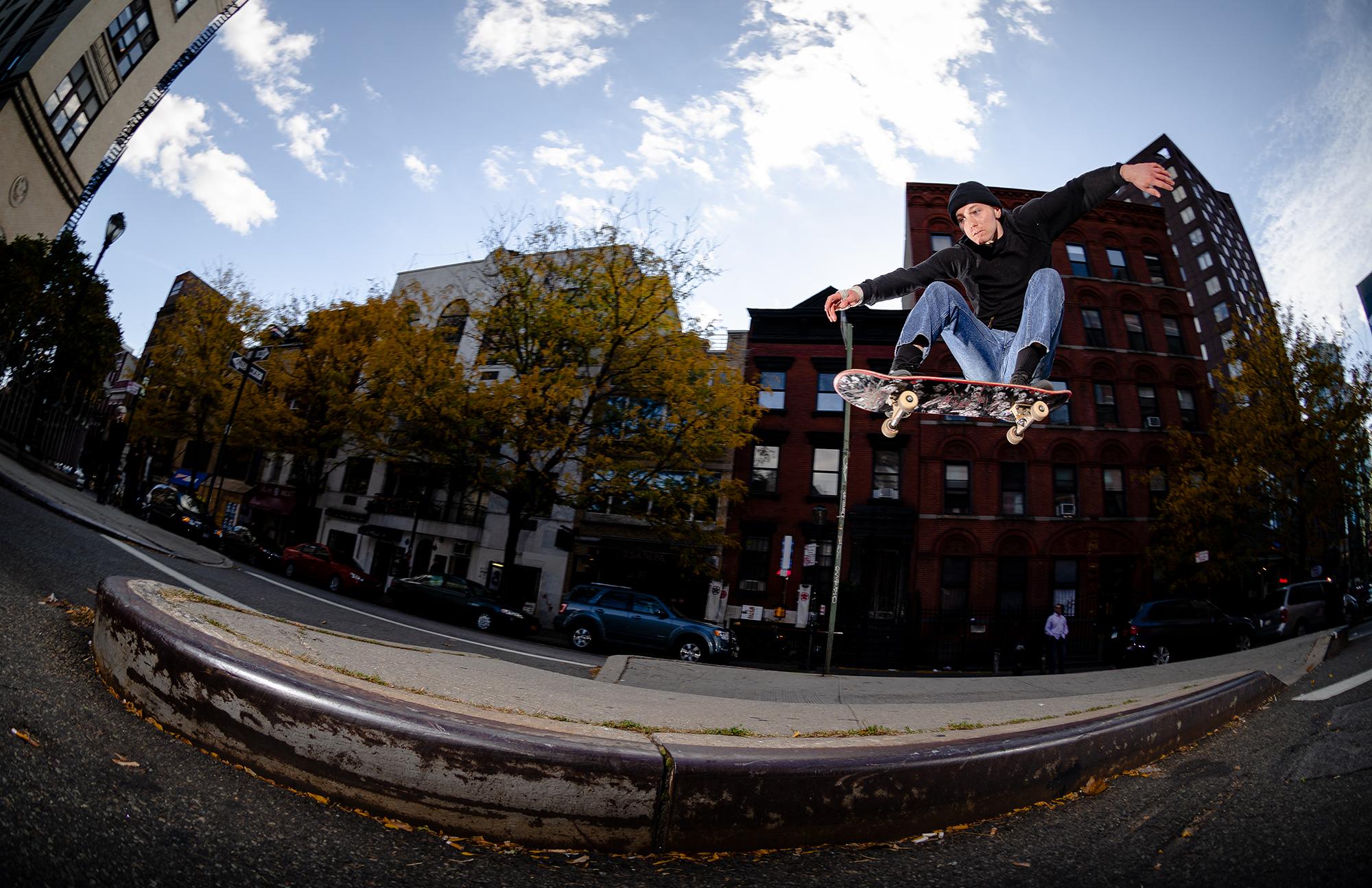 Ben Kadow | Ollie | Manhattan, NY
