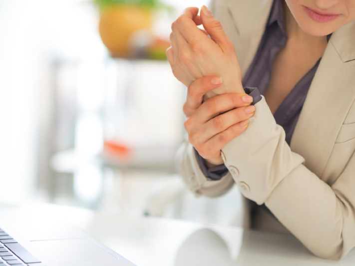 Injured on the job? We work seamlessly with your Workers Compensation.