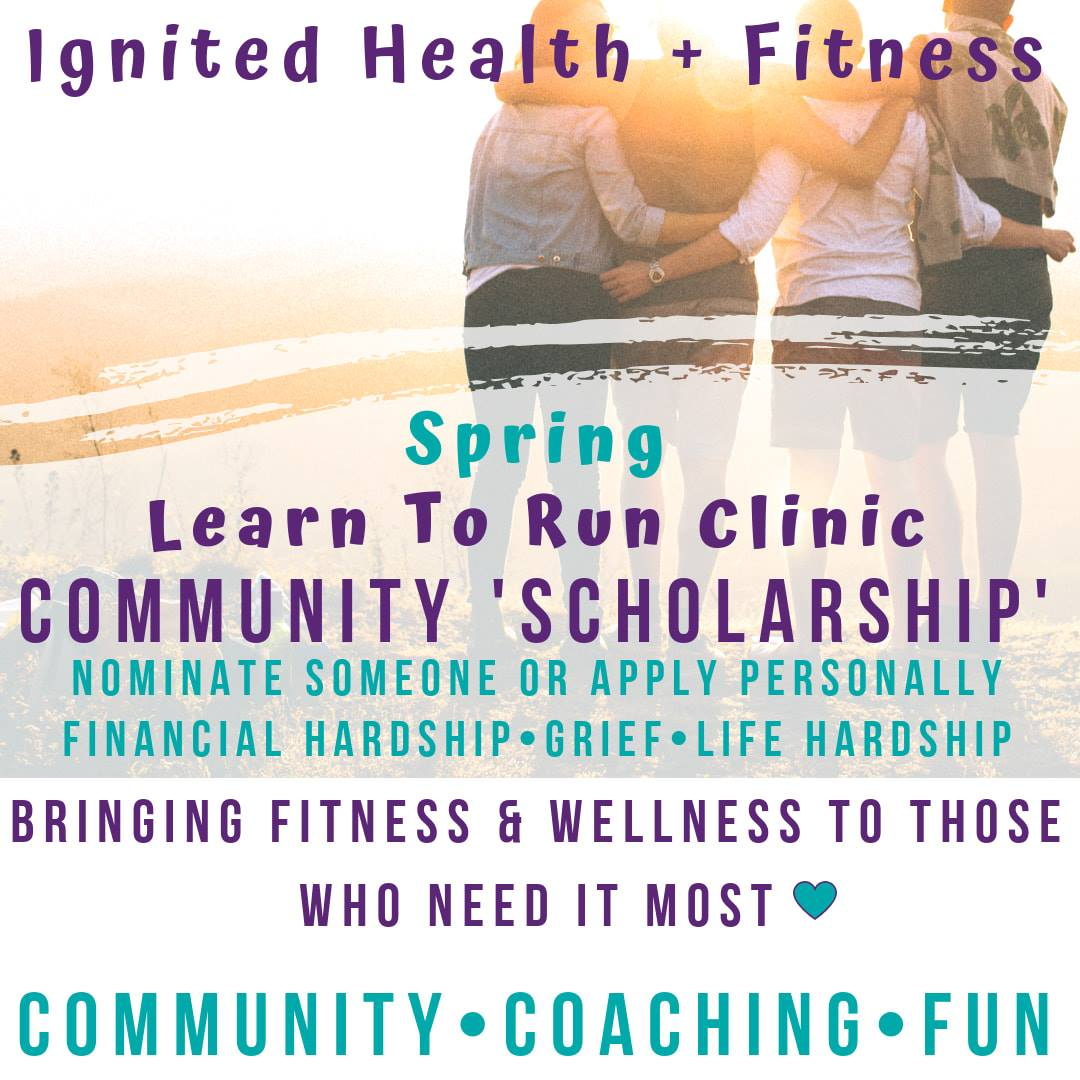 Do you know someone who needs the gift of fitness? -