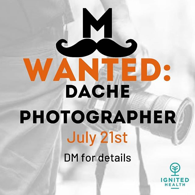 📸 Do you take photos?? 📸Do you like helping out?? 📸 Are you available July 21st? 📸 Do you live in the Kimberley/Cranbrook area? 😎😎😎Wellllllll then we wanna hear from you!! . . . #photographer #kimberleybc #cranbrook  #mykimberley #tourismbc #communitypartner #wanted #moustachedache #mmd19 #julyfest2019 #agoodplacetobe #helpingout #trailrun #fundraiser #saycheese #sayplease #thankyou