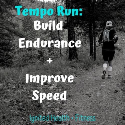 2 words every runner loves: Endurance & Speed.