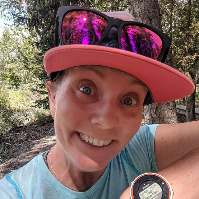 OK maybe you don't get THIS excited about running...but would you like to??😁 Fall Learn to Run & RE-Learn to Run Clinics start Sept 17 🏃😎 Both Online and in Kimberley BC!  DM for all the details 😊 . . . . . #IgnitedHealth #running #runningclinic #learntorun #c25k #coaching #lovetorun #agoodplacetobe #runbuddies #happyrunner #goodr #movemore