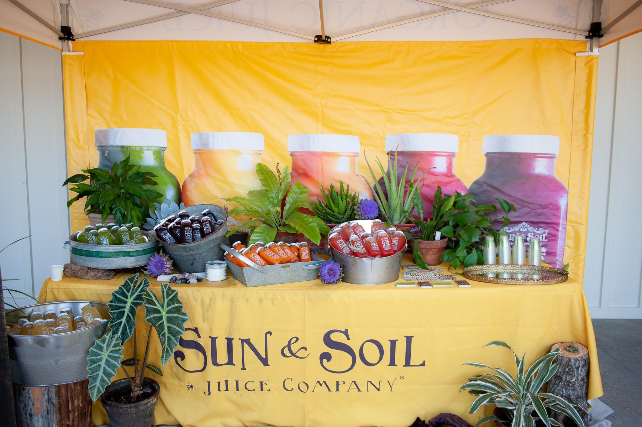 Sun & Soil Juice