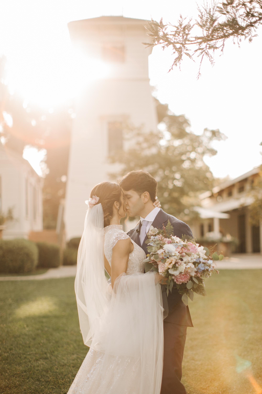 Bride and Groom Photo | September Wedding