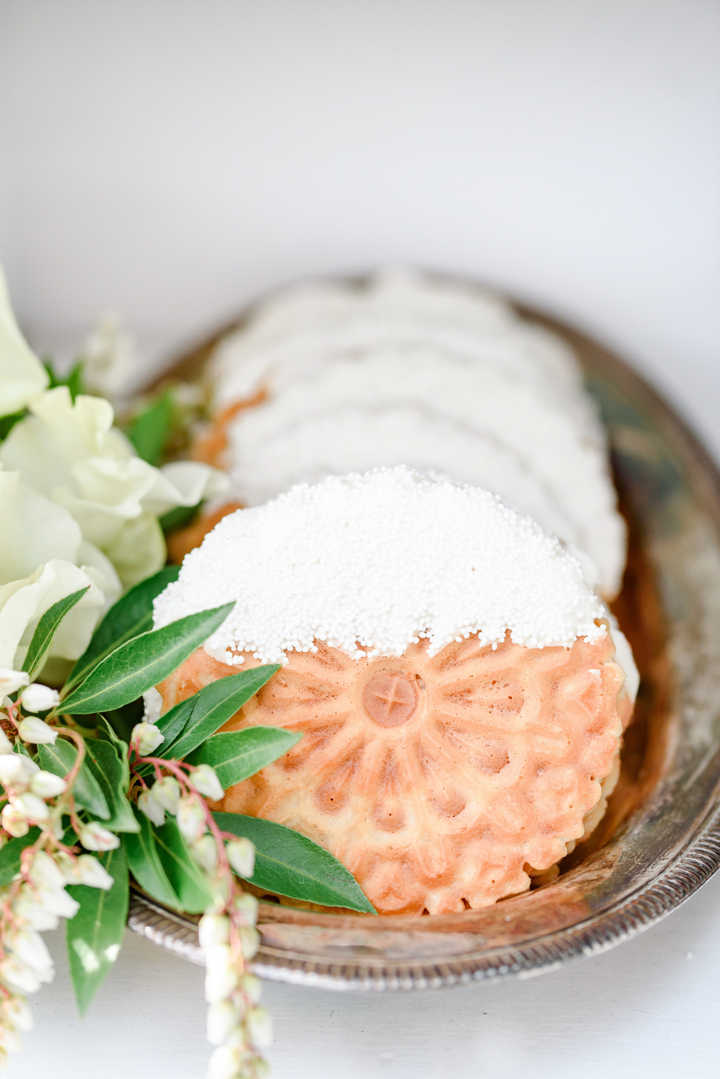 Wedding Cookies | Wafer Cookies