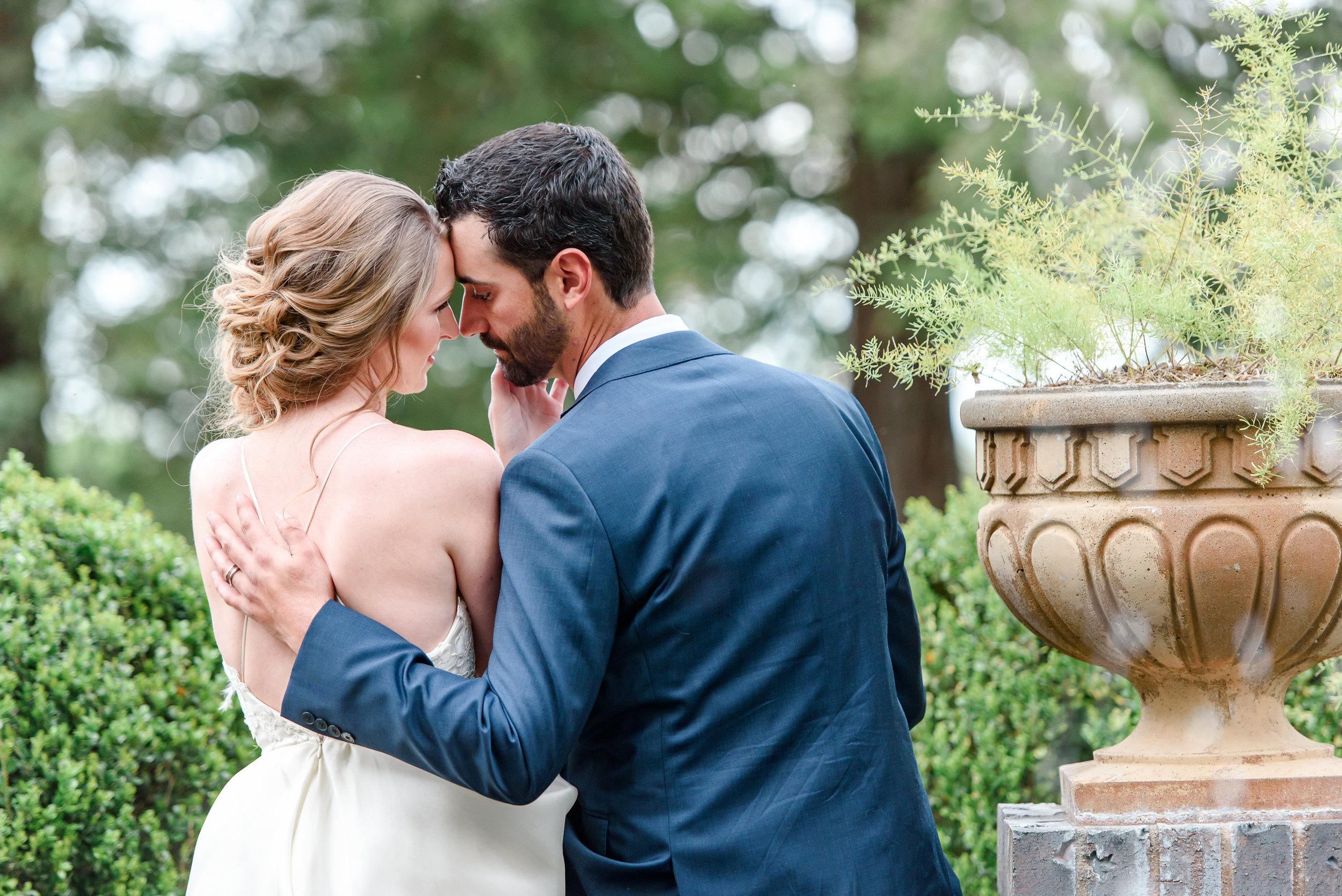 Garden Wedding Inspiration | Wedding Hair Braid | Wedding Photography