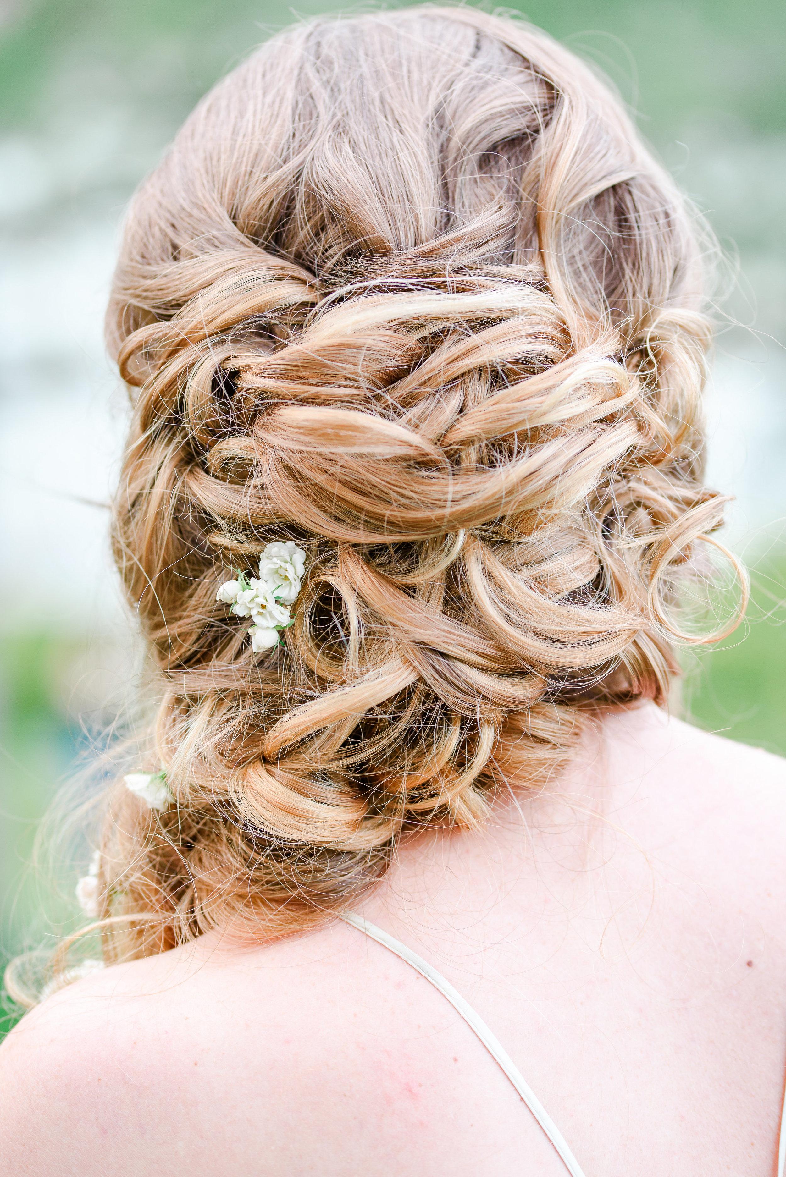 Wedding Hairstyle | Long Hairstyle | Braid