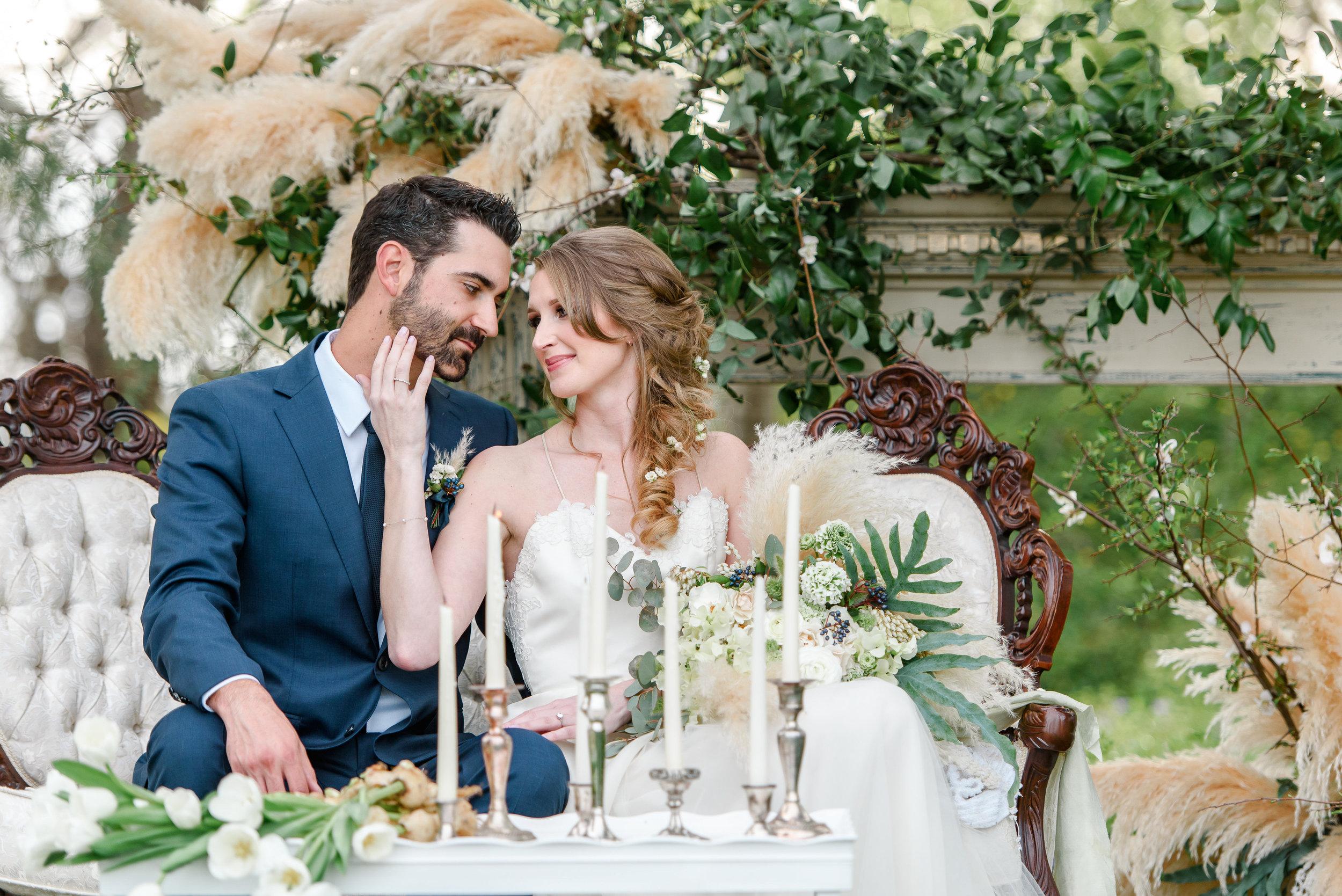 Garden Wedding Inspiration | Wedding Greenery