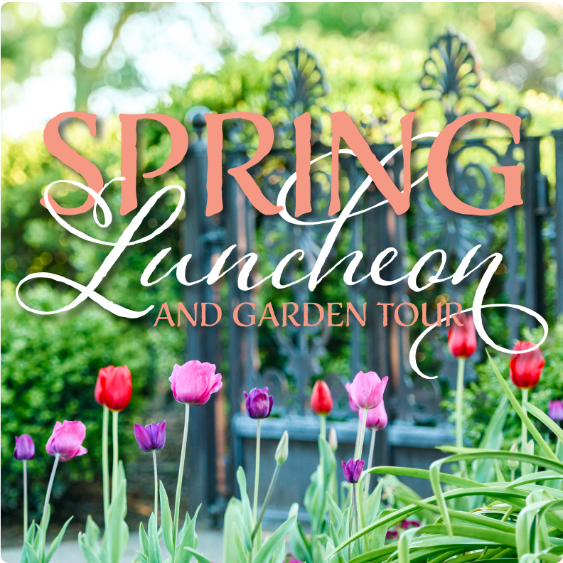 Spring Luncheon and Garden Tour
