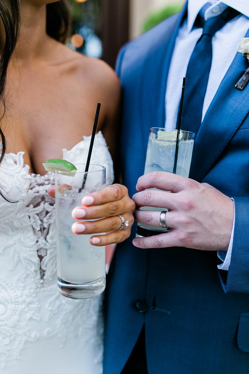 Park Winters Summer Wedding | Bride and Groom Photos | Wedding Cocktails