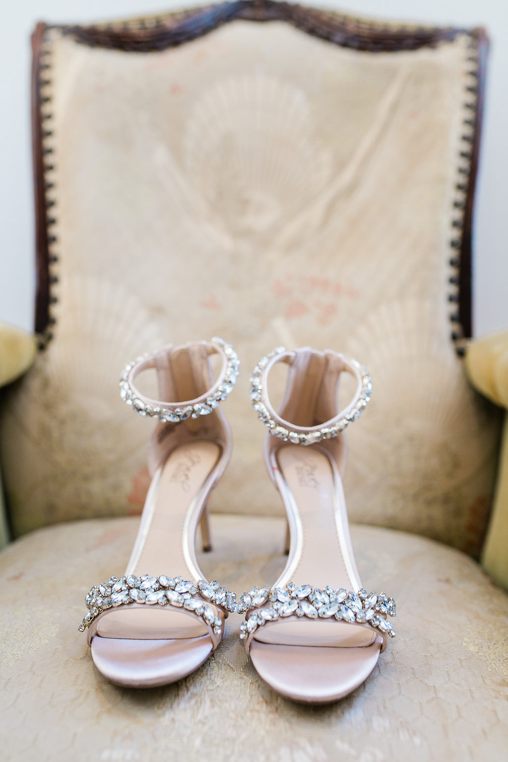 Park Winters Wedding | Wedding Shoes