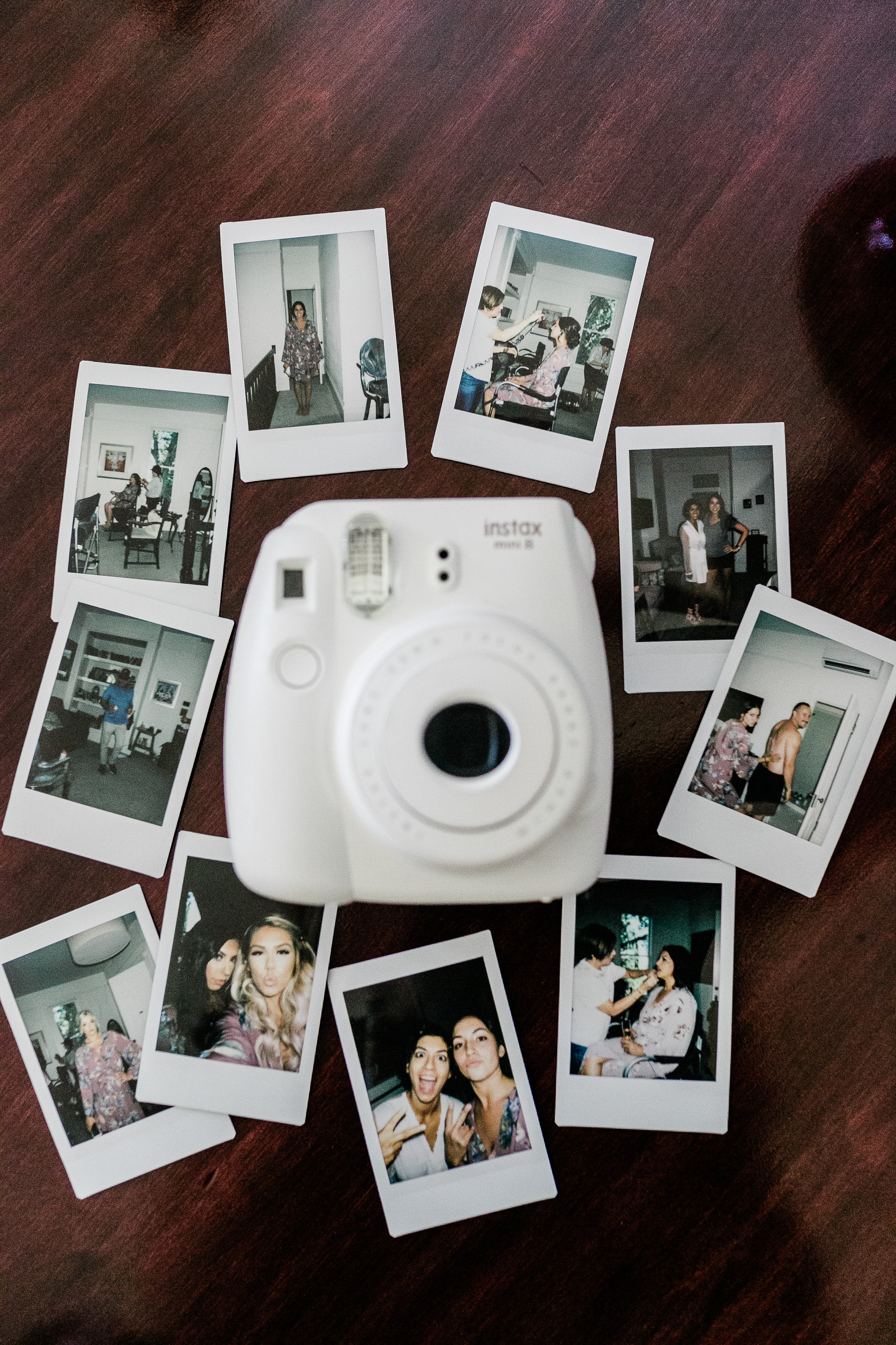 Park Winters Summer Wedding | Instax | Wedding Photos
