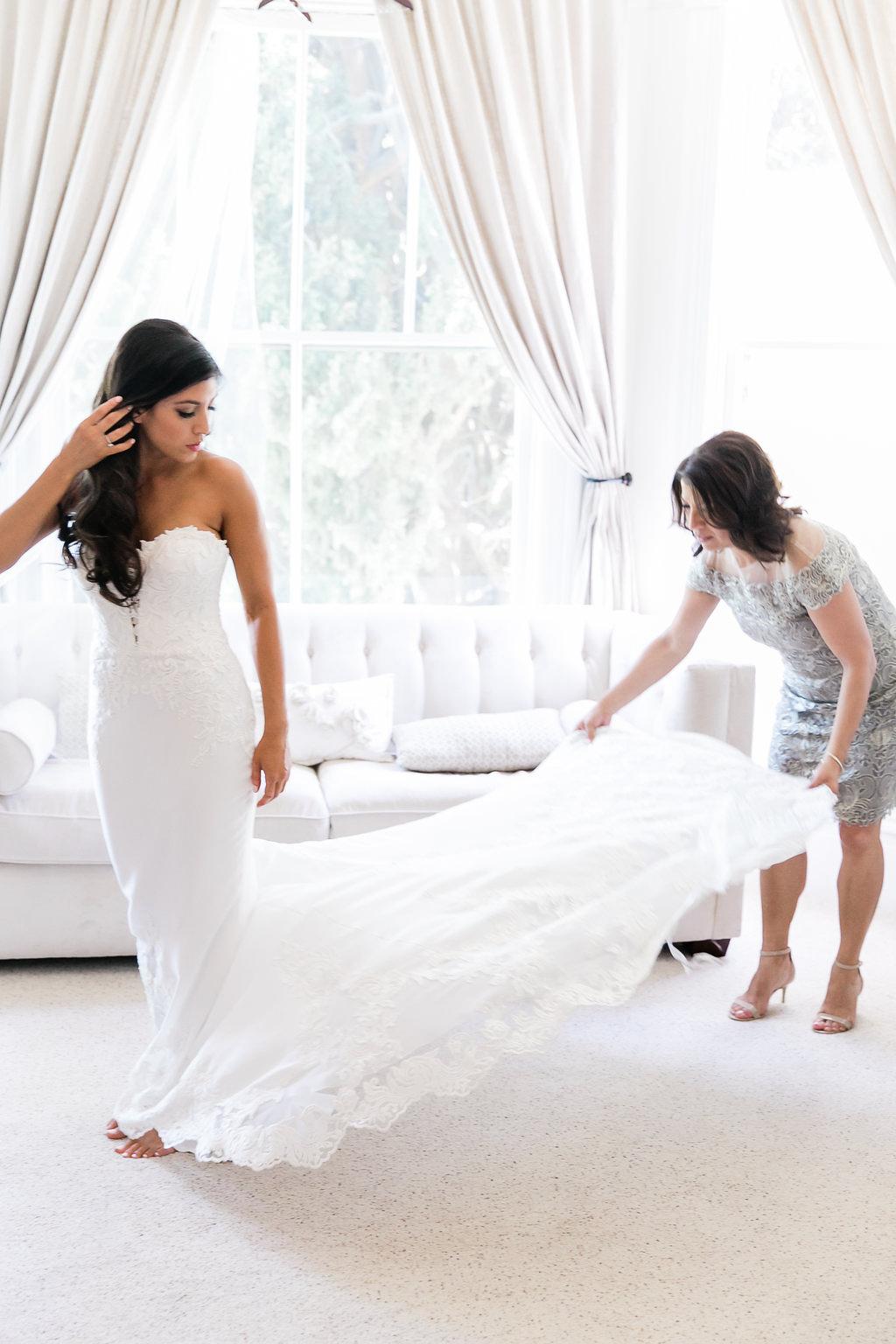 Park Winters Wedding | Bridal Suite