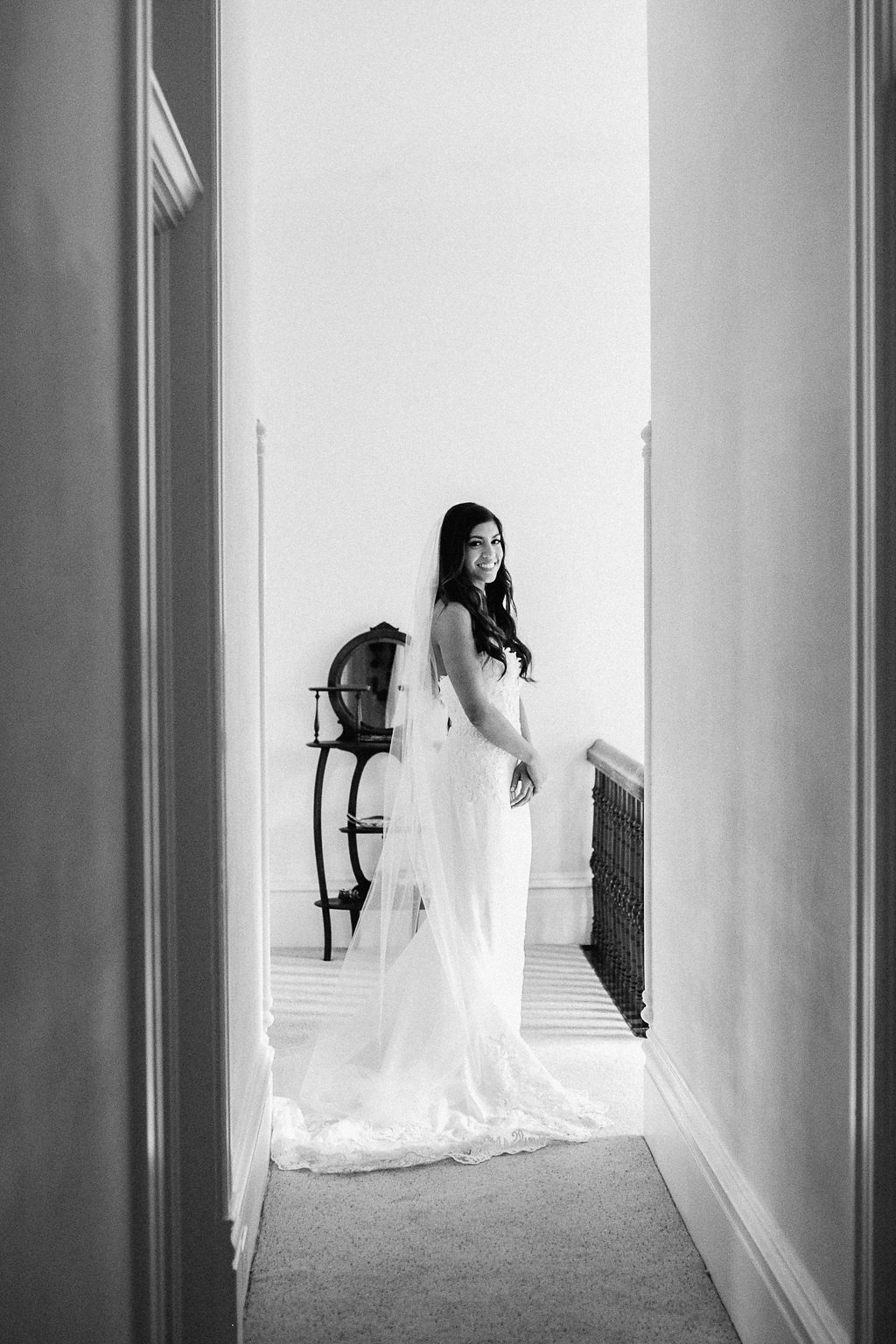 Park Winters Wedding | Bridal Portrait