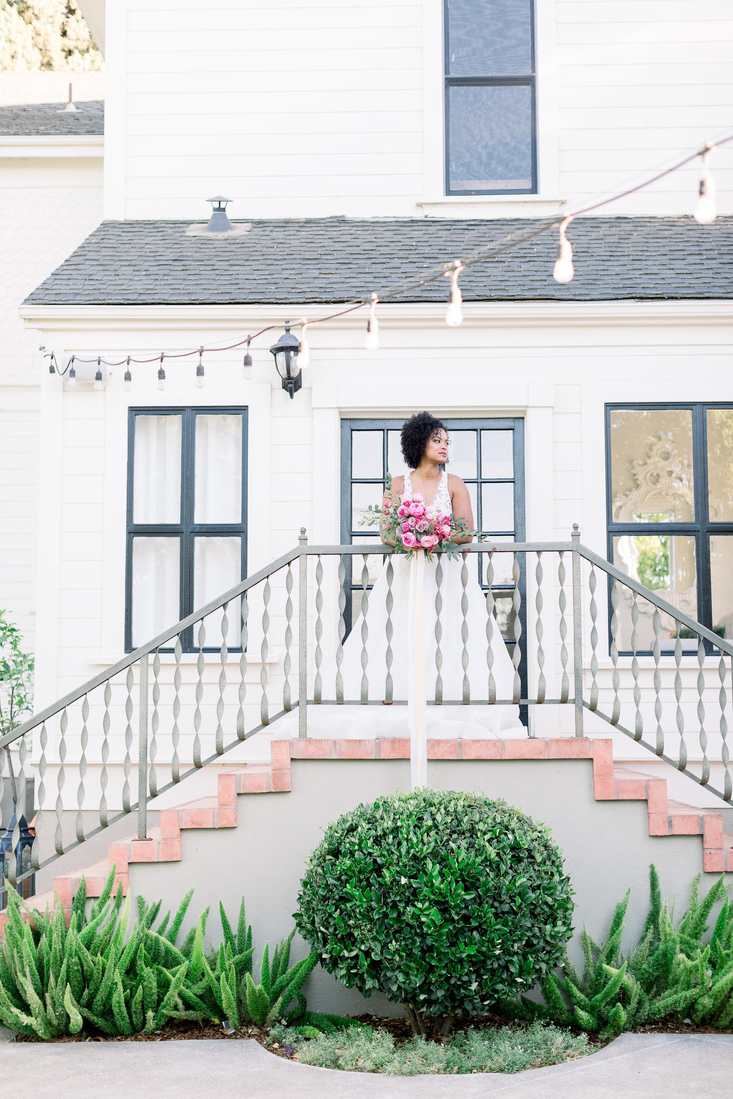 Pink Wedding | Feminine Wedding | Spring Wedding