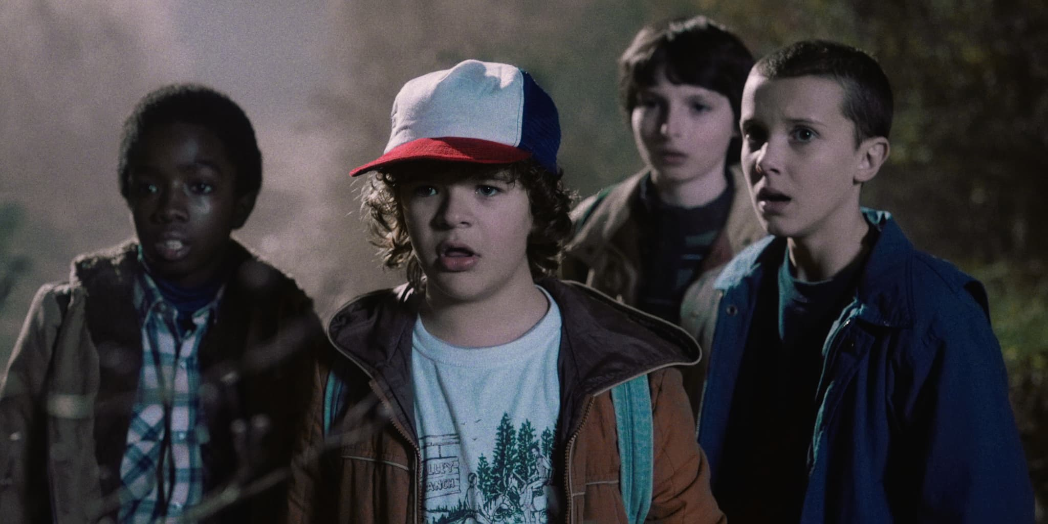They're like the Goonies, but for a new generation!