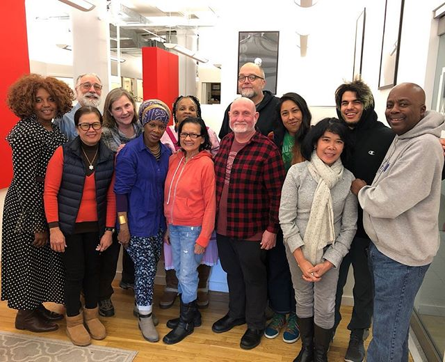 I'm very proud of this piece in @literaryhub today. It was an honor to share just some of the stories of the @workerwritersschool, a writing workshop for people from labor organizations, trade unions, and other progressive worker centers. A great group of people who welcomed me in like family! To read the piece follow the link in my bio!