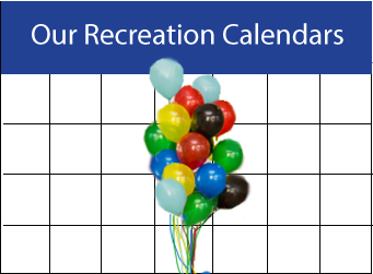 Our Recreation Calendars