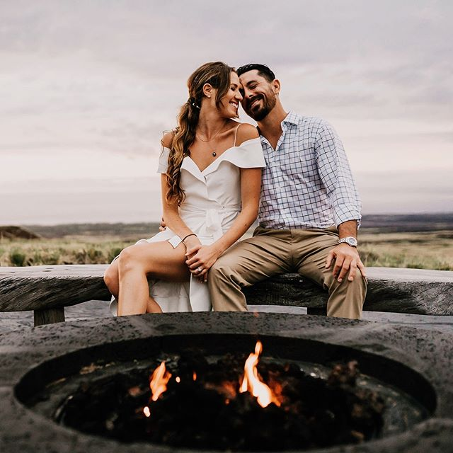 I kinda like you (rephrase) madly in love @jotsofthoughts @flowersbyheidi #kukiogolfandbeachclub #naneagolfclub @fletchphotography @shetyonk @dduron . . . . . . . #wildatheart #madlyinlove #hawaiiengagementphotographer #hawaiiphotographer #bigislandphotographer #bigislandengagementphotographer #konaphotographer #luxurylifestyle #belovedstories #radcouples #dirtybootspresets