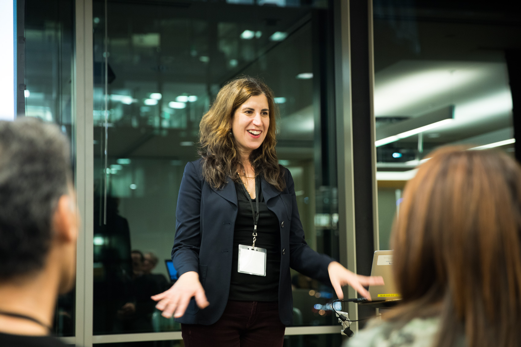 Duke Corporate Education - Marti Grimminck has become a Duke Corporate Education Speaker. The launch of the partnership took place in a fantastic night hosted by DLA Piper LLP (SF). Marti lead the discussion on the Future Workforce and it's impact on companies today.