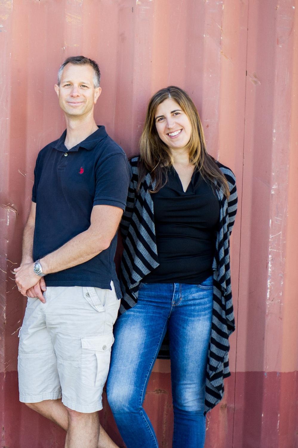 Marti Wigder Grimminck & Tony Grimminck -