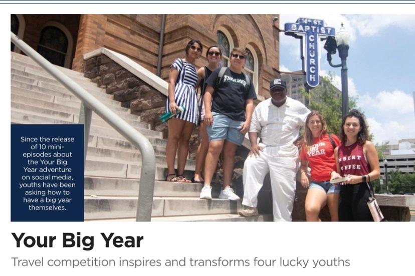 Industry Feature - This month, our Your Big Year program was featured in ABA magazine.Read now